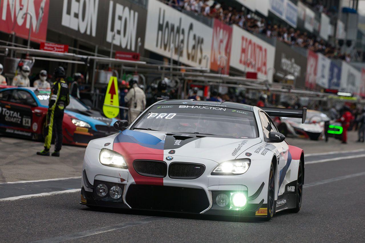 42号車BMW M6 GT3