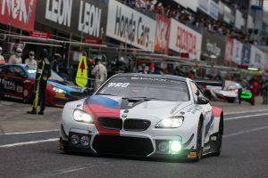 スーパーGT | 42号車BMW M6 GT3