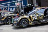 ベントレー・チーム・Mスポーツのベントレー・コンチネンタルGT3