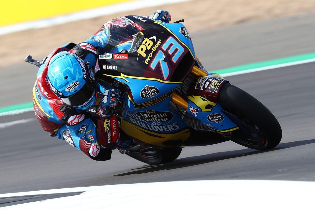 【順位結果】2019MotoGP第12戦イギリスGP Moto2クラス予選