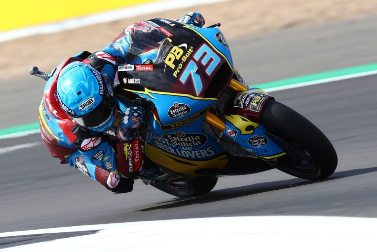 MotoGP | 【順位結果】2019MotoGP第12戦イギリスGP Moto2クラス予選