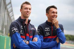 F1 | 【トロロッソ・ホンダF1前半戦評価】凡庸な成績を覆した3位表彰台。クビアトの速さに拮抗してみせた新人アルボン