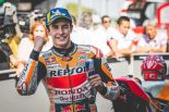 MotoGP | MotoGPイギリスGP:マルケス、最終盤のアタックでポール奪取。ロッシはアメリカズGP以来の1列目に並ぶ