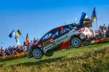 ラリー/WRC | WRCドイツ:トヨタ、最終日を前に1-2-3形成。ラトバラ「マキネンから電話でアドバイスを貰った」