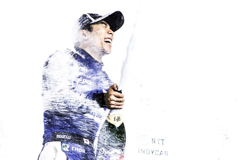 海外レース他 | インディカー:2019年2勝目を挙げた佐藤琢磨「今日の勝利はインディ500で味わったものとも違う」