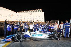 海外レース他 | チーム全体で勝ち取った琢磨の今季2勝目「この数日間は苦しかったが、チームはずっと支えてくれた」