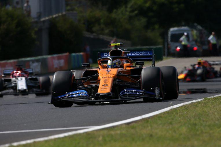 F1 | コンストラクターズ選手権4位のマクラーレンF1「シーズン後半戦に状況は簡単に変わり得る」と慎重姿勢