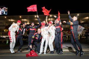 スーパーGT | 鈴鹿10時間:アウディ25号車が完勝でRSの25周年を飾る。日本勢最上位はKCMGの6位