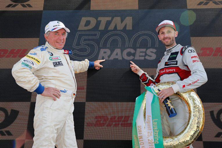 海外レース他 | DTM第7戦ラウジッツリンク:通算500戦目の記念レースをラストが完勝。王者争いはミュラーと一騎打ちへ