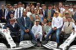 F1   ルイス・ハミルトン、バルテリ・ボッタス
