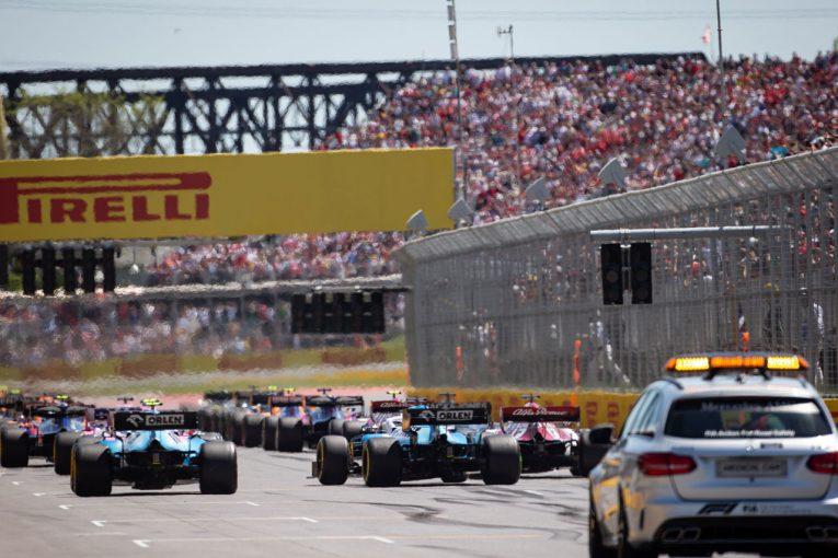 F1 | F1カナダGP開催に懸念材料。無観客の場合、地元政府に追加負担