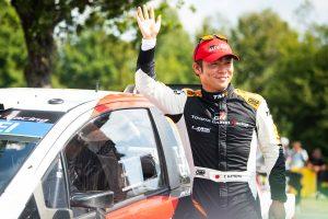 ラリー/WRC   WRC:勝田貴元、初めてづくしのドイツ戦で総合10位入賞。マキネンも太鼓判