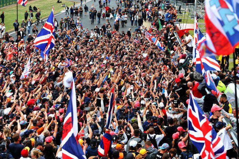 F1   F1イギリスGP、2020年カレンダー確定を待たずに来季日程を発表