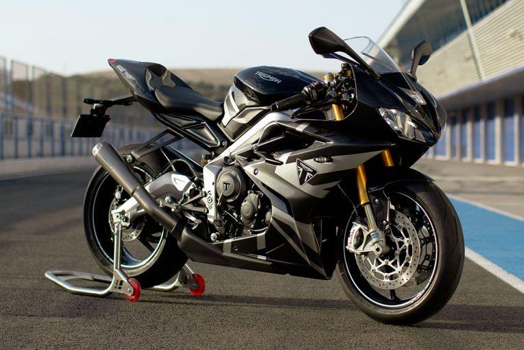 MotoGP | デイトナが2020年に復活。トライアンフ、新型デイトナ765を発表