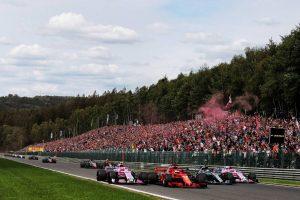 F1 | 2019年F1第13戦ベルギーGP、TV放送&タイムスケジュール