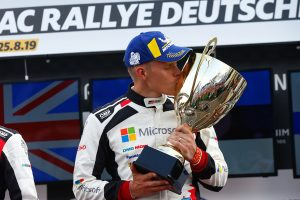 ラリー/WRC | 【ポイントランキング】2019年WRC第10戦ドイツ終了時点