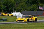コルベット・レーシングの3号車、4号車シボレー・コルベットC7.R