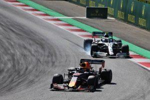 F1 | メルセデスF1、ホンダPUの進歩を歓迎。「マックスをタイトル争いのライバルとして真剣に捉える必要がある」