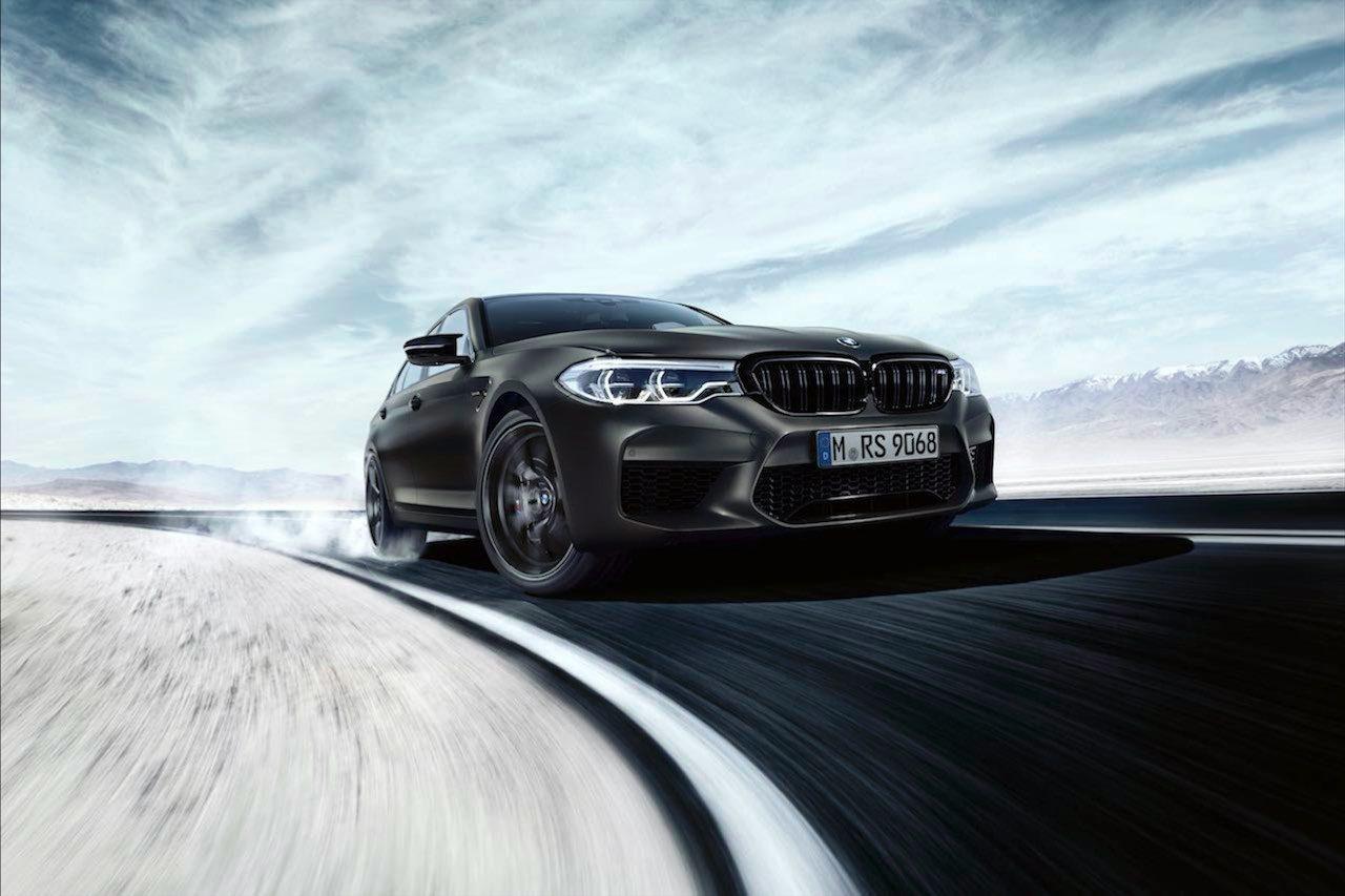 『BMW M5』の誕生35周年を記念した特別限定車が、10台限りで日本上陸