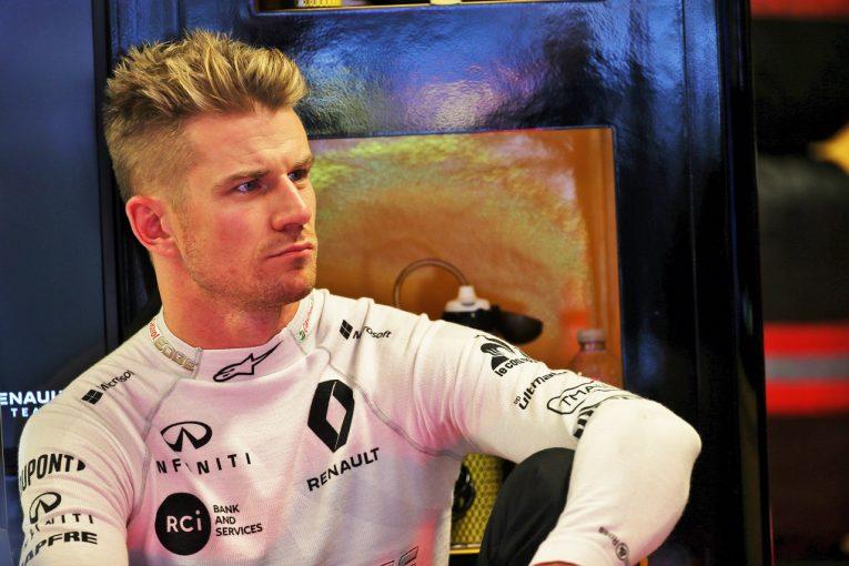 F1 | 「オコンがルノーに加入」との報道に、ヒュルケンベルグが意味深なリアクション