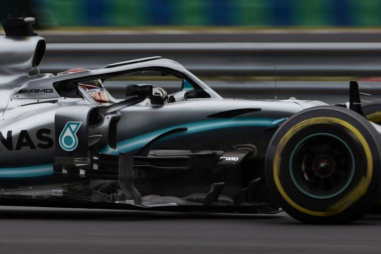 F1   ライバルへの警戒強めるメルセデスF1、サマーブレイク中もパワーユニットの改善に取り組む