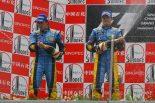 F1   2006年F1第16戦中国GP フェルナンド・アロンソ、ジャンカルロ・フィジケラ(ルノー)