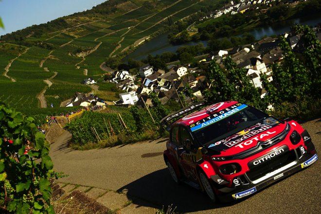 【ブログ】WRC第10戦ドイツ/WRC現地特派員