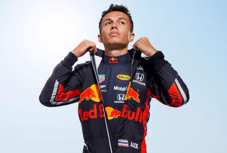 F1 | アルボン、レッドブル・ホンダF1での初グランプリに不安なし「今までも大きなチャンスをものにしてきた」