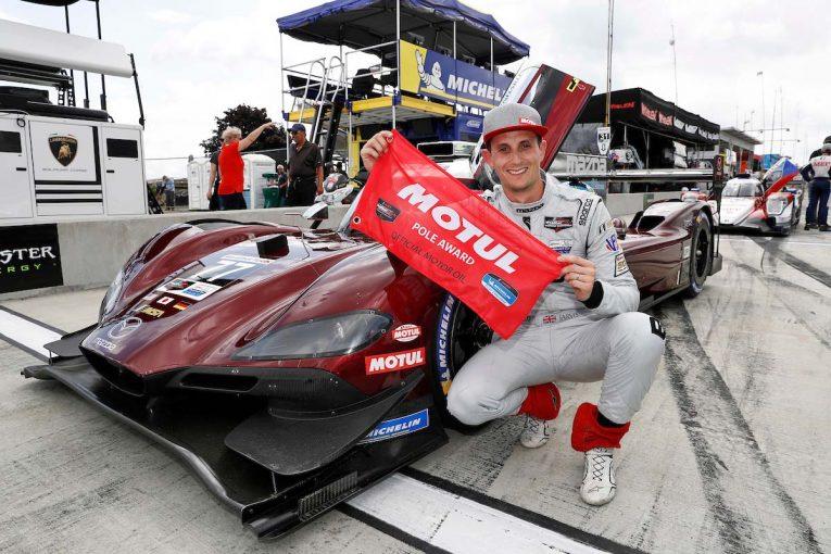 ル・マン/WEC | WEC:元アウディのジャービス、ジネッタLMP1で代打参戦決定。再びトヨタのライバルに