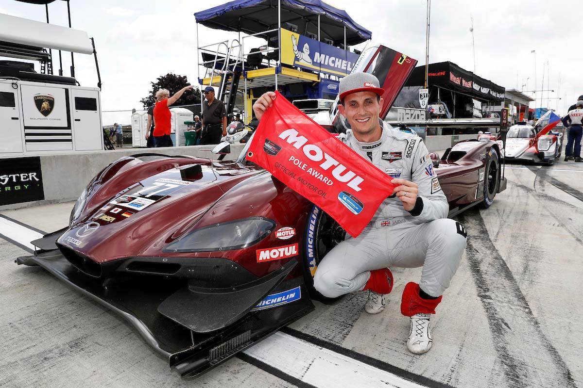 WEC:元アウディのジャービス、ジネッタLMP1で代打参戦決定。再びトヨタのライバルに