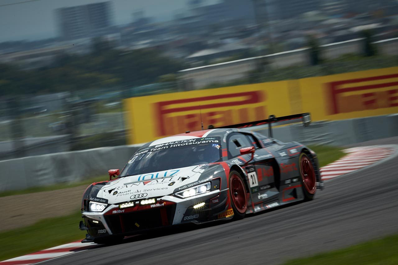 Audi Team Hitotsuyama 2019鈴鹿10時間耐久レース レースレポート