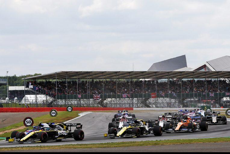 F1 | シルバーストン、無観客のイギリスGP開催に向けF1に料金の支払いを要求。議論は膠着状態に