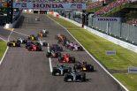 F1 | 2020年F1暫定カレンダーが発表。史上最多22戦の過密スケジュール、日本GPは10月11日の第18戦に