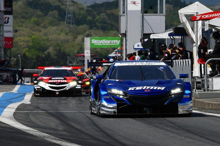 スーパーGT | 2020年、ミッドシップのNSX-GTはGT500を走れない!? JAFが国内競技車両規則の改訂箇所を発表