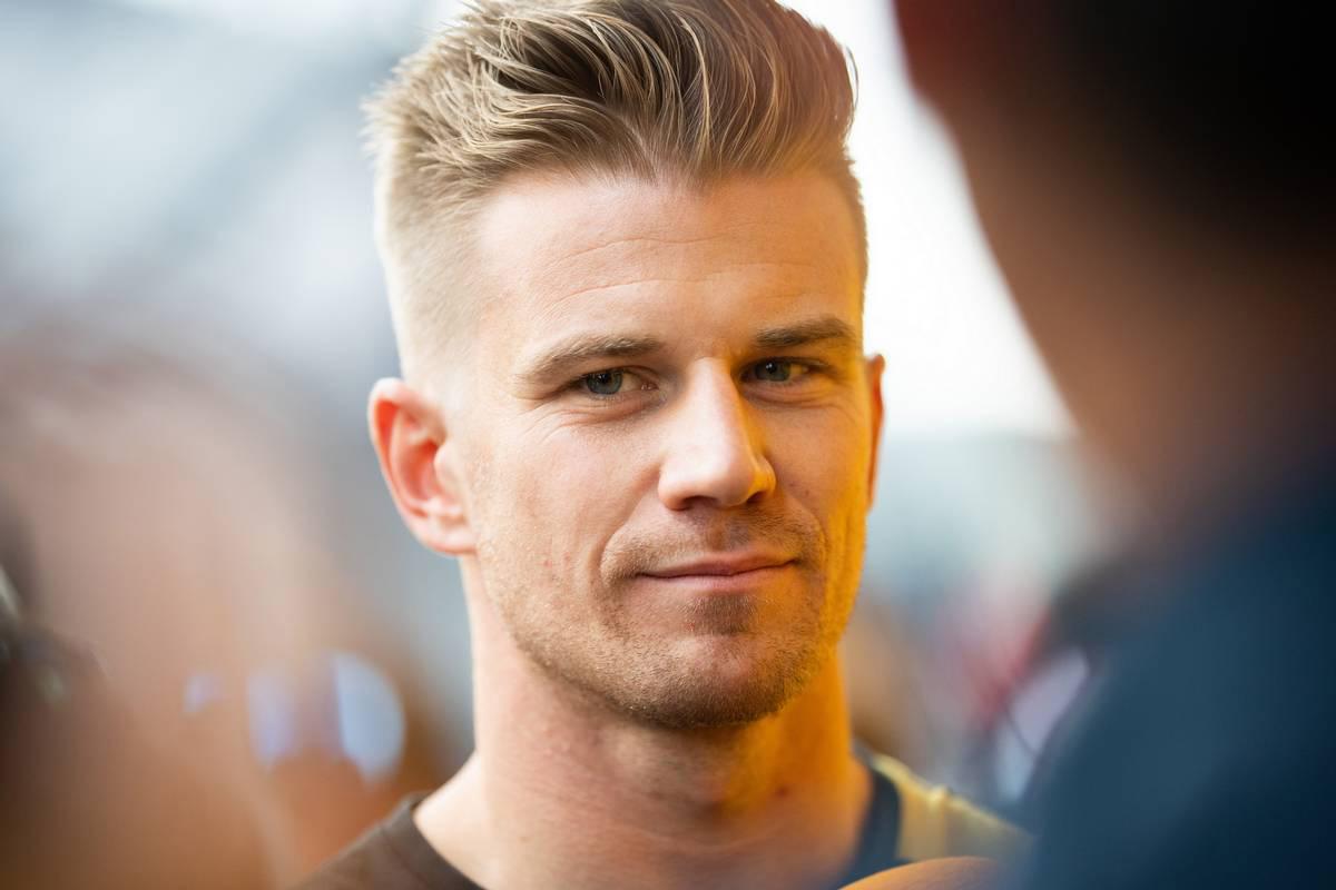 2019年F1第13戦ベルギーGP ニコ・ヒュルケンベルグ(ルノー)