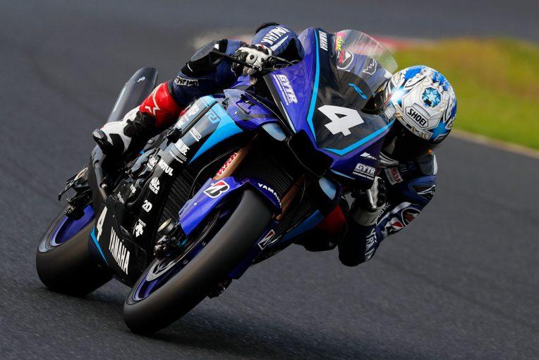 MotoGP   ヤマハ野左根が唯一1分27秒台でトップ/【タイム結果】2019全日本ロード第6戦岡山 ART走行