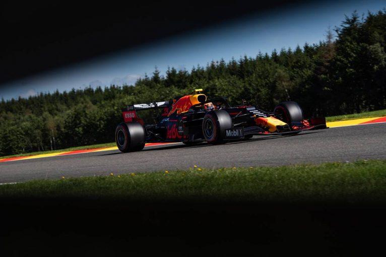 F1 | 【タイム結果】F1第13戦ベルギーGPフリー走行2回目
