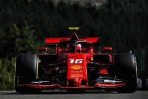 F1 | F1ベルギーGP FP2:好調維持のフェラーリ勢が再びワンツー。レッドブル・ホンダのフェルスタッペンは6番手