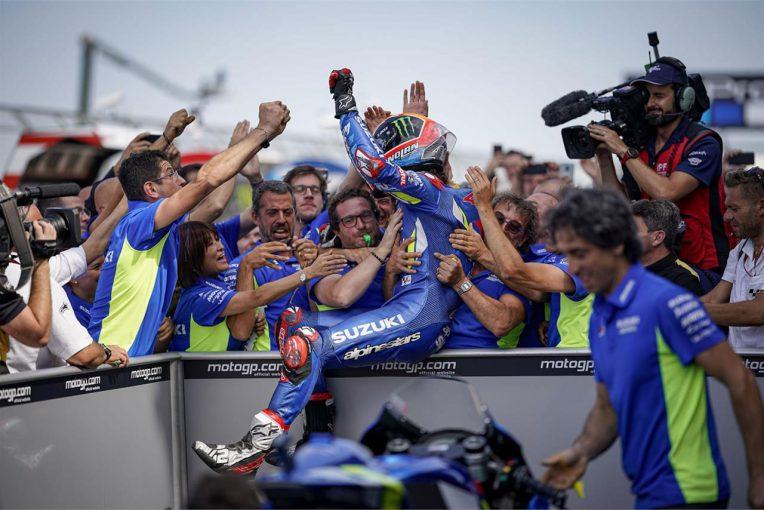 MotoGP | 【ポイントランキング】2019MotoGP第12戦イギリスGP終了時点
