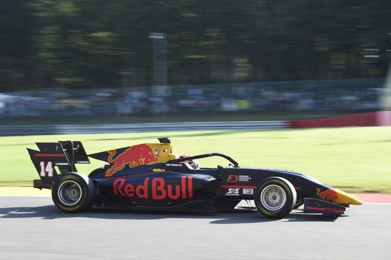 海外レース他   角田裕毅が今シーズンベストの3番手奪取【順位結果】FIA-F3第6戦ベルギー予選