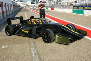 国内レース他 | スーパーフォーミュラ・ライツ用ダラーラ320がシェイクダウン。ティクトゥムが担当