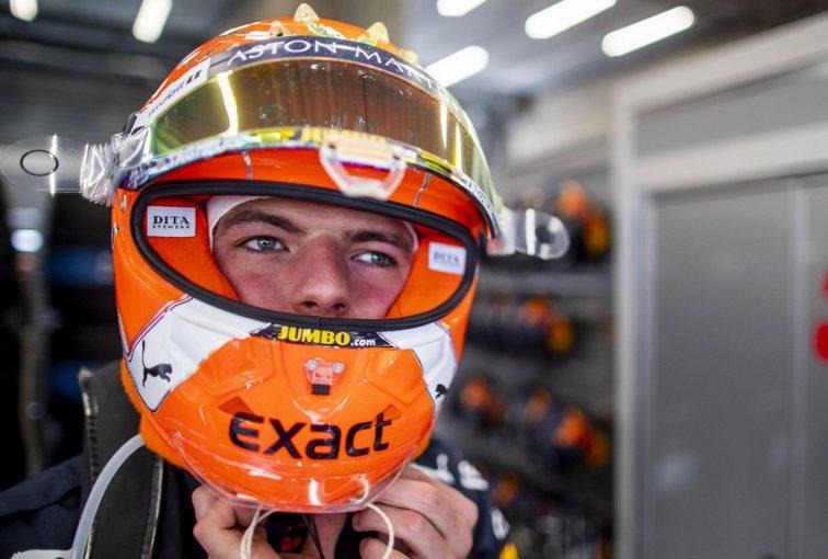 F1   フェルスタッペン6番手「心配はしていない。レース用PUに載せ替えればメルセデスに近づける」:レッドブル・ホンダF1