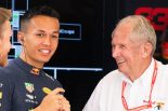 F1   レッドブル・ホンダ加入のアルボン、新仕様PU投入で最後方スタートに「新しいマシンに早く慣れていいレースをしたい」F1ベルギーGP