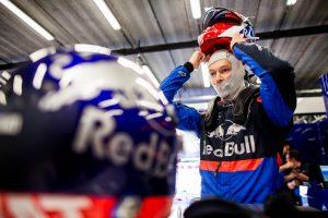 F1 | クビアト14番手「今のところ絶不調だが、予選に向けて改善できるはず」:トロロッソ・ホンダ F1ベルギーGP金曜