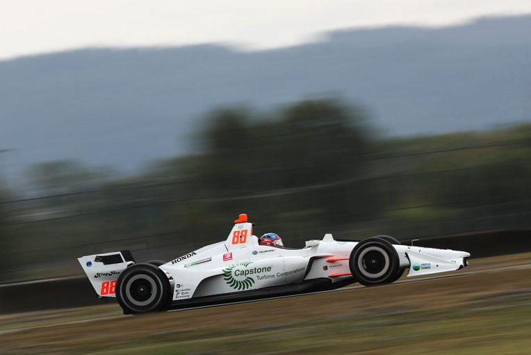 海外レース他 | 【順位結果】インディカー・シリーズ第16戦ポートランド初日総合結果