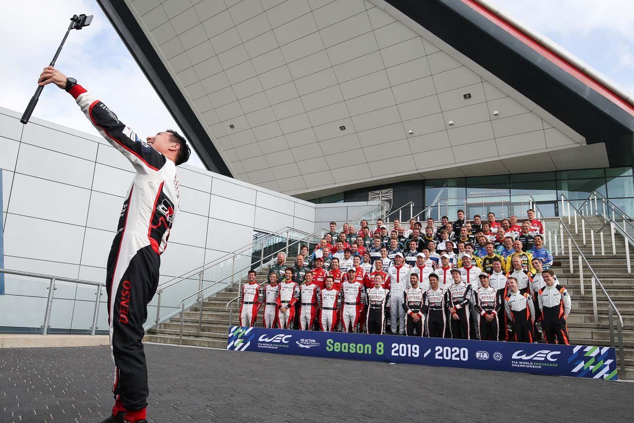 WECシルバーストン:トヨタ、連覇に向け初日1-2スタート。ハートレー「まだ慣れるべきことがいくつかある」
