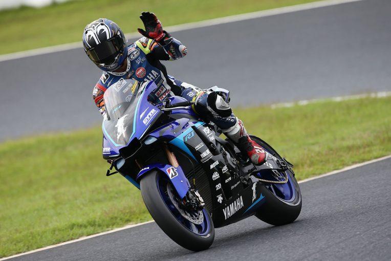 MotoGP | ヤマハ中須賀が岡山のレコードを4年ぶりに更新してポールポジション獲得/全日本ロード第6戦