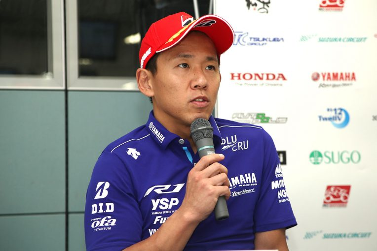 MotoGP | ヤマハ中須賀、決勝は水野、野左根との「バトルになる」/全日本ロード第6戦岡山予選コメント