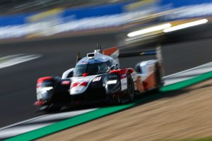 ル・マン/WEC   WECシルバーストン:小林可夢偉の驚速タイムでトヨタ7号車が開幕戦ポール獲得