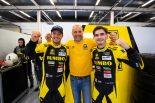 LMP2クラスのポールシッター:ヨブ・バン・ウイタート、フリッツ・バン・イアード、ギド・バン・デル・ガルデ